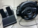 Руль с педалями PS2/PS3/PC