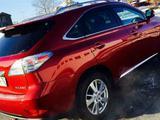 Lexus RX, 2011 гв, бу 42400 км.