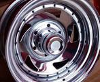 Хромированные штампованные диски 8x16 6x139. 7